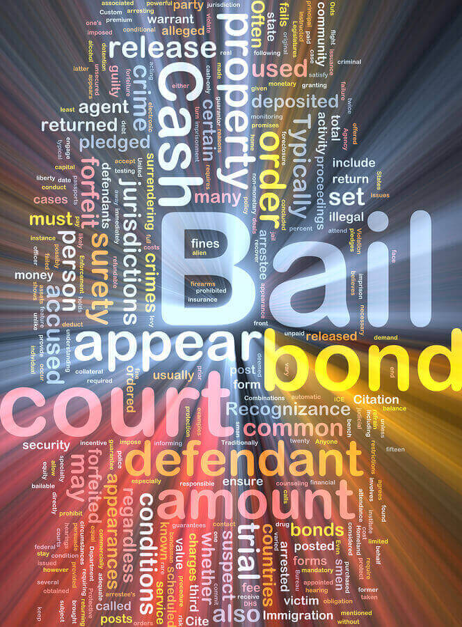 bail types in india