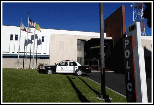 Rancho Cucamonga, CA Police Station