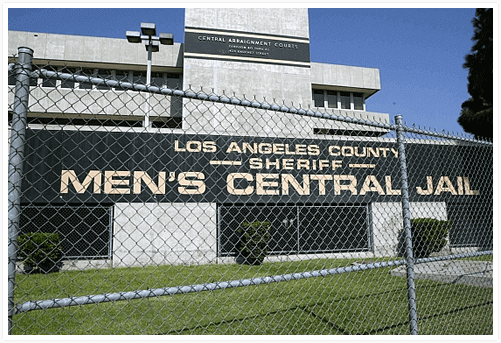 Rancho Cucamonga West Valley Detention Center